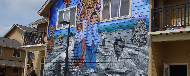 Colonia Libertad Mural