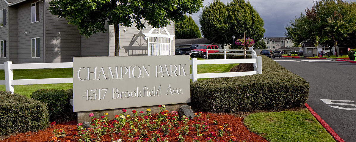 Champion Park Apartments