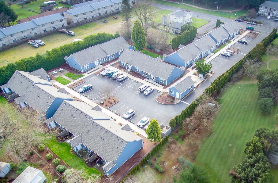 Summerset Village Aerial