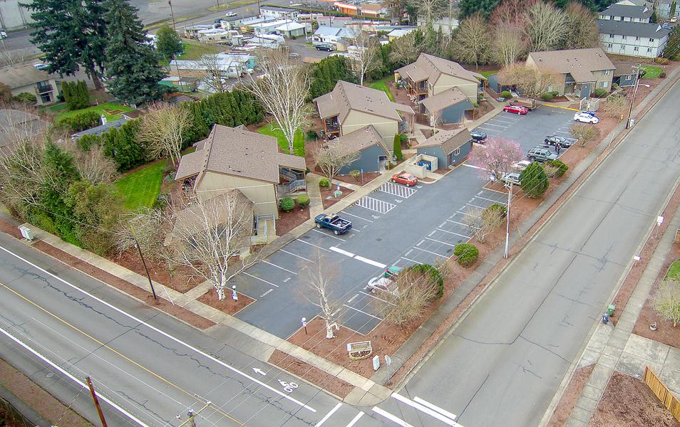 Westside Aerial